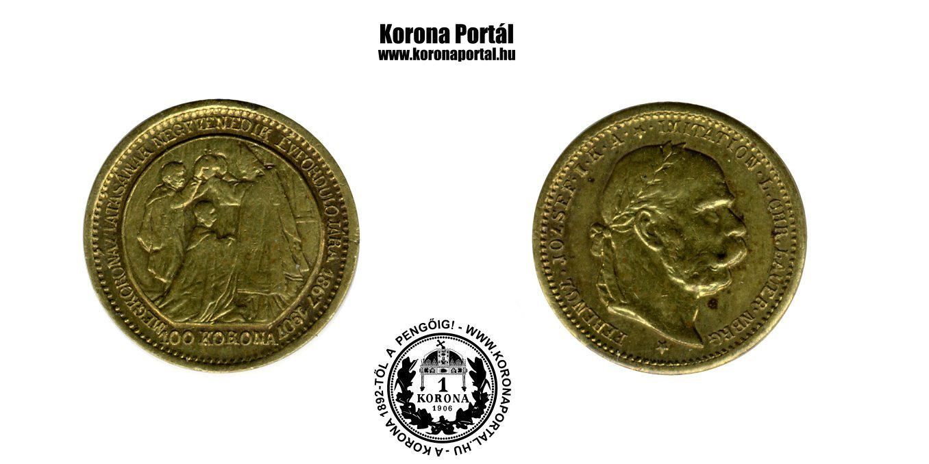http://www.koronaportal.hu/ritkasagkatalogus/100_korona/www_koronaportal_hu_1907_100_arany-korona_mini_sargarez_13mm.jpg
