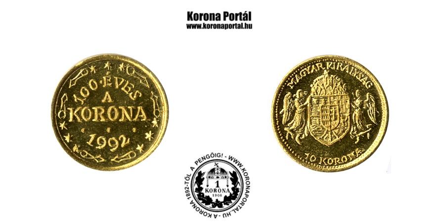http://www.koronaportal.hu/ritkasagkatalogus/10_korona/www_koronaportal_hu_1992_10_arany-korona_mini_arany_10mm-100-eves-a-korona.jpg